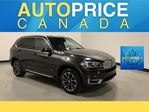 2016 BMW X5 xDrive35i NAVIGATION|PANOROOF|LEATHER in Mississauga, Ontario