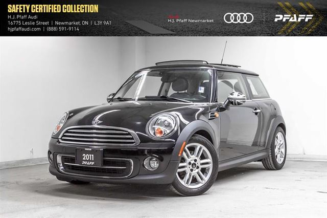 2011 MINI COOPER           in Newmarket, Ontario