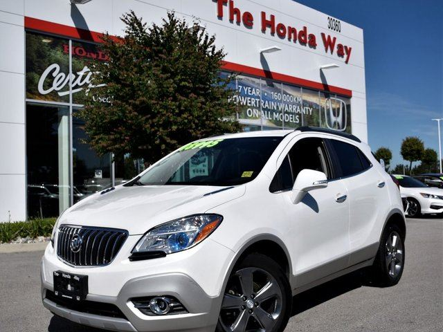 2014 BUICK ENCORE           in Abbotsford, British Columbia