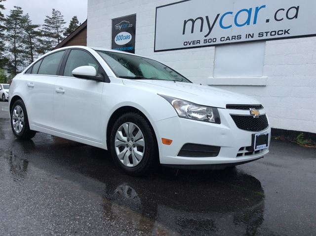 My Car North Bay >> 2014 Chevrolet Cruze 1lt Powergroup A C North Bay