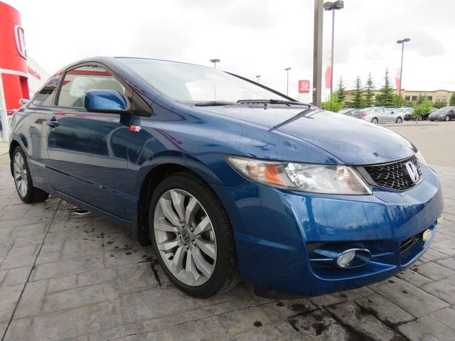 2009 HONDA Civic *C/S*Si*1-Owner, Low KM, No Accidents* in Airdrie, Alberta