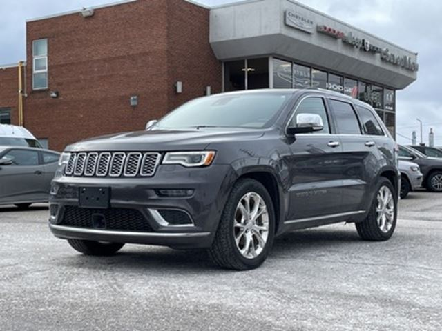 2019 JEEP Grand Cherokee Summit in Concord, Ontario