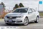 2019 Chevrolet Impala PREMIER V6 NoAccidents Certified Serviced Warranty in Toronto, Ontario