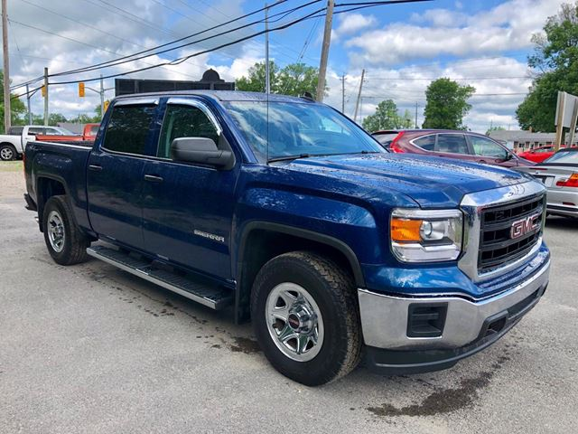 2015 GMC Sierra 1500 SL with only 60100 km Has Been Sold in
