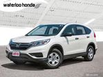 2015 Honda CR-V LX  Sold Pending Customer Pick Up...Reverse Assist Camera, Bluetooth and More! in Waterloo, Ontario