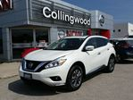 2017 Nissan Murano SV AWD *1 OWNER* in Collingwood, Ontario