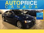 2015 Audi A4 2.0T Komfort plus S-LINE MOONROOF LEATHER in Mississauga, Ontario
