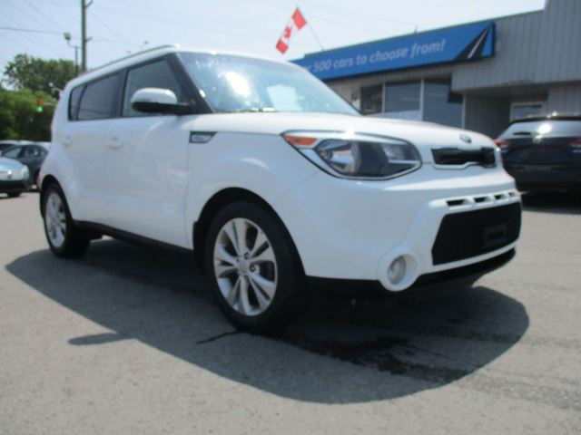 2015 KIA Soul EX HEATED SEATS, ALLOYS, BLUETOOTH!! in Kingston, Ontario
