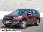 2015 Honda CR-V EX Reverse Assist Camera, Bluetooth, Heated Seats and More! in Waterloo, Ontario