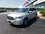2015 Infiniti QX60 NAVIGATION/POWER LIFTGATE/LEATHER/REMOTE START/SUNROOF/3RD ROW SEATING in Lower Sackville, Nova Scotia