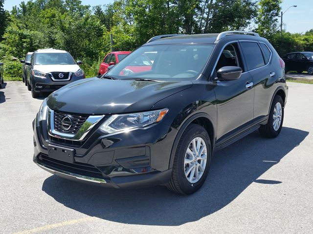 2019 Nissan Rogue SE in