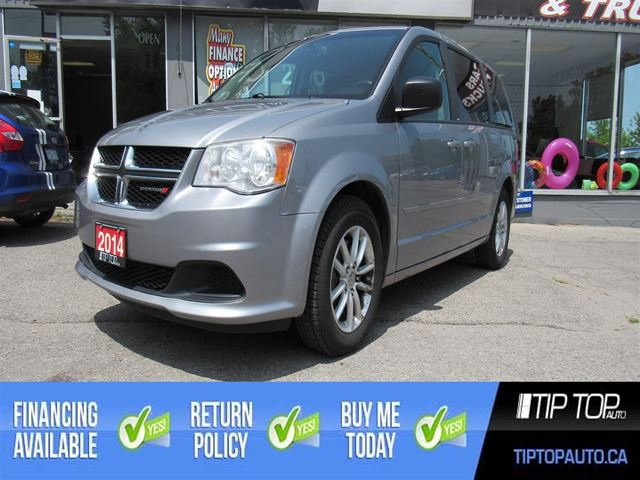 2014 Dodge Grand Caravan SXT ** DVD Player, 1 Owner, Clean CarFax ** in