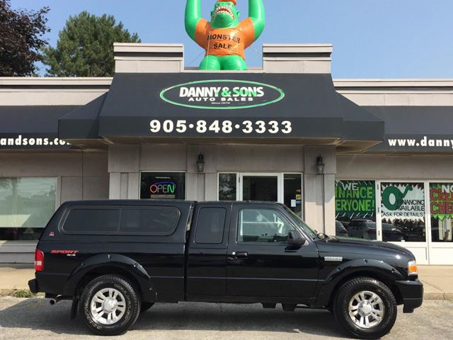 2010 FORD Ranger EXT CAB in Mississauga, Ontario