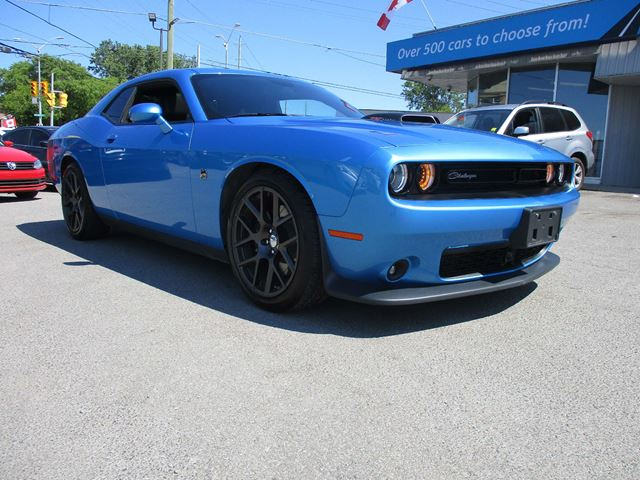 2016 DODGE Challenger R/T Scat Pack in Richmond, Ontario