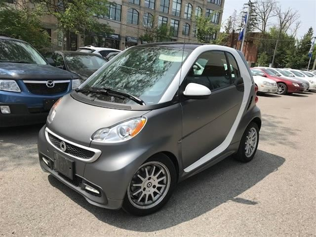 2013 SMART Fortwo passion cpe Navigation*Heated Seats*Value Priced in Richmond Hill, Ontario