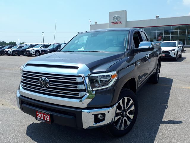 2019 Toyota Tundra Limited in