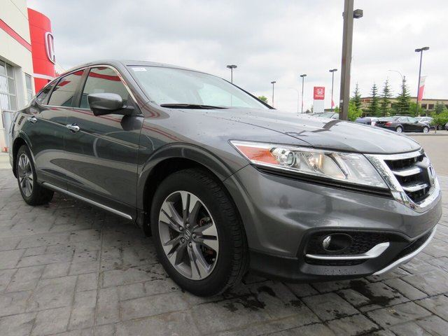 2014 HONDA Crosstour EX-L w/Navi*1-Owner, No Accidents, Low KM* in Airdrie, Alberta