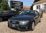 2009 Audi A4 LOW KMS NO ACCIDENT in Mississauga, Ontario