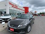 2013 Honda Accord  EX-L,ONE OWNER,CLEAN CARFAX! in Belleville, Ontario