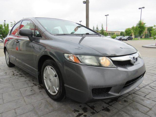 2011 HONDA Civic  DX-G*1-Owner, No Accidents, Mostly Highway driven* in Airdrie, Alberta