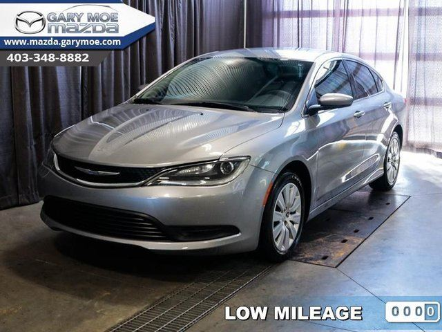 2015 Chrysler 200 LX - Power Windows - Low Mileage in