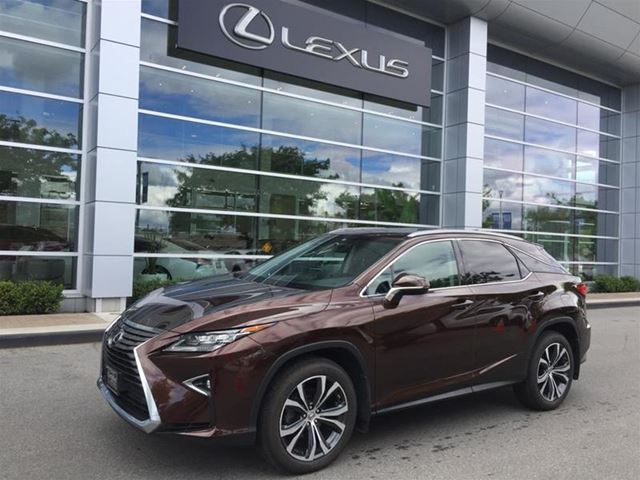 2016 LEXUS RX 350 8A in Richmond, British Columbia