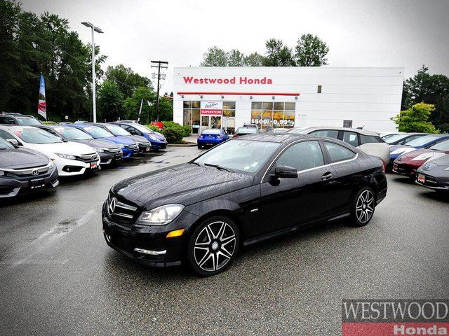 2014 MERCEDES-BENZ C-CLASS C250 - Coupe in Port Moody, British Columbia