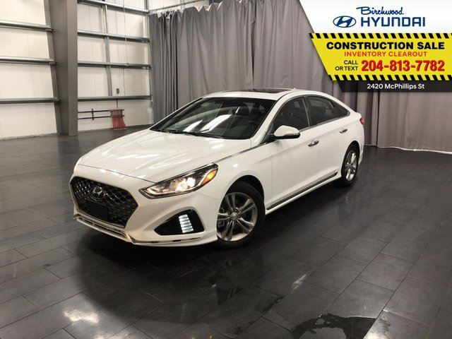 2019 HYUNDAI SONATA Essential in Winnipeg, Manitoba
