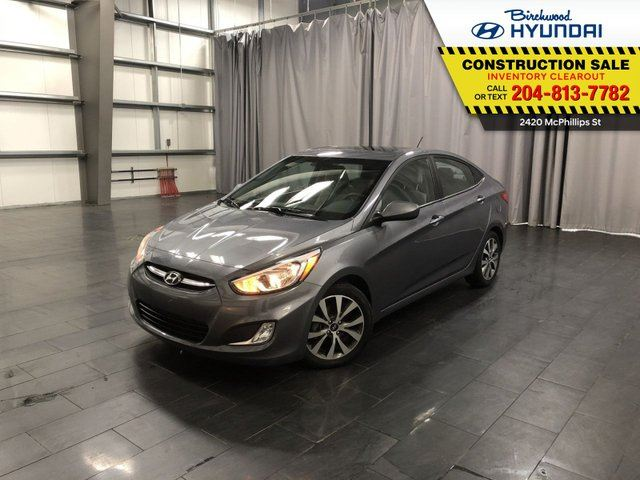 2017 HYUNDAI ACCENT SE in Winnipeg, Manitoba