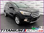 2017 Ford Escape SE+GPS+Camera+Pano Roof+Leather Heated Power Seats in London, Ontario