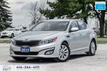 2014 Kia Optima EX 1Owner Certified CleanCarfax Financing Leather in Toronto, Ontario
