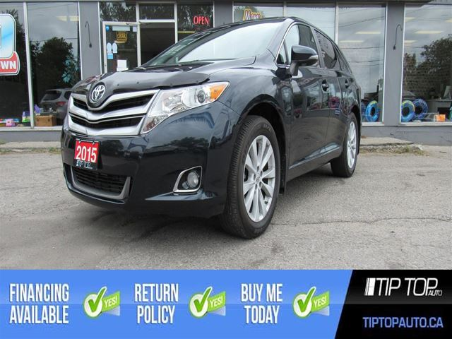 2015 TOYOTA Venza - in Bowmanville, Ontario