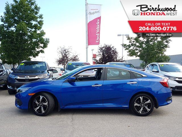 2018 HONDA CIVIC Touring in Winnipeg, Manitoba
