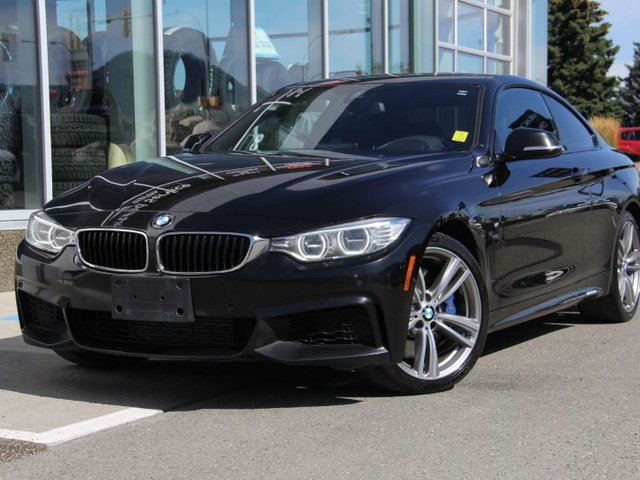 2014 BMW 4 SERIES 435i xDrive 2dr AWD Coupe in Kamloops, British Columbia