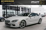 2016 BMW 6 Series i xDrive in Mississauga, Ontario