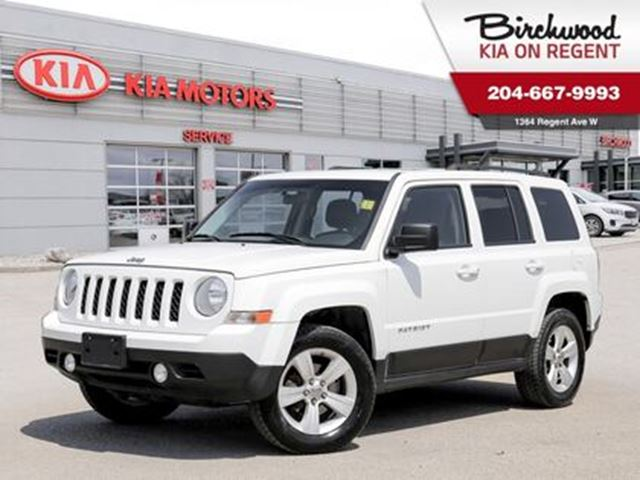 2013 Jeep Patriot North 4X4*Heated Seats/Back Up Camera* in
