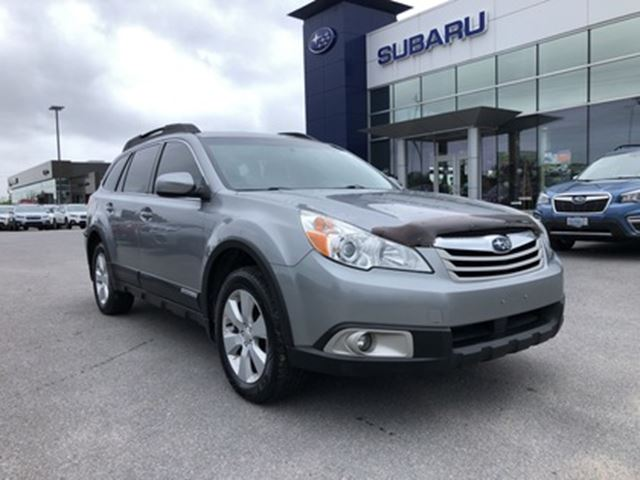 2011 Subaru Outback Outback 2.5 Ltd With Moonroof and Navi in