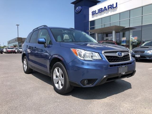 2016 Subaru Forester 2016 Subaru Forester - 5dr Wgn CVT 2.5i Touring w- in