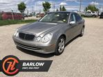 2004 Mercedes-Benz E-Class E-500 / Sunroof in Calgary, Alberta