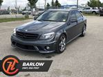 2009 Mercedes-Benz C-Class C63 / Sunroof / Heated Leather Seats / in Calgary, Alberta