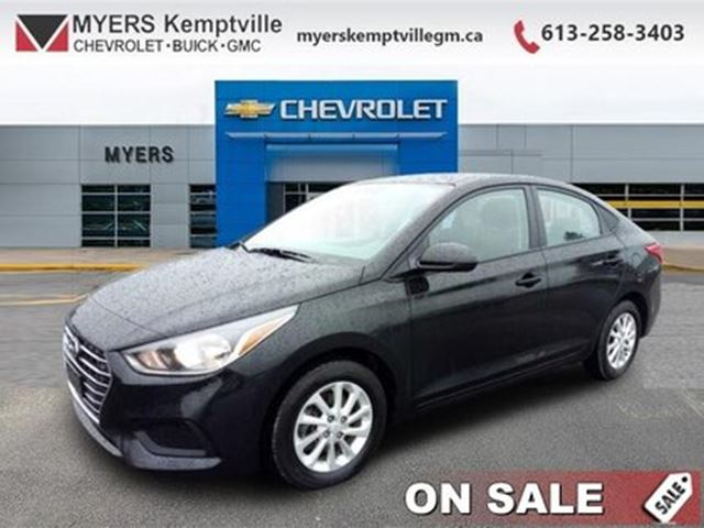 2019 HYUNDAI Accent Preferred AT  -  Power Windows Apple and Android c in Kemptville, Ontario