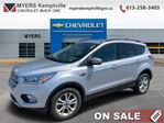 2018 Ford Escape SEL - Leather Seats -  SYNC 3 in Kemptville, Ontario
