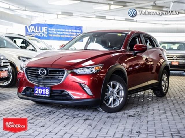 2018 Mazda CX-3 50th Anniversary Edition >>LOCAL TRADE IN<< in