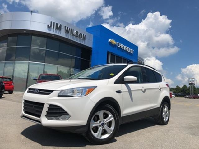 2014 Ford Escape Tires >> 2014 Ford Escape Se 4wd Auto Leather Roof Nav Snow Tires