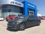 2017 Chevrolet Malibu TRUE NORTH EDITION LEATHER ROOF NAV BLUETOOTH in Orillia, Ontario