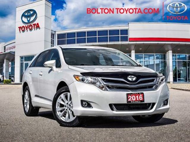 2016 TOYOTA Venza 4cyl 6A in Bolton, Ontario