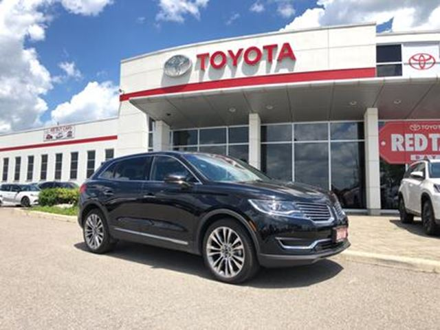 2018 LINCOLN MKX Reserve in Bolton, Ontario