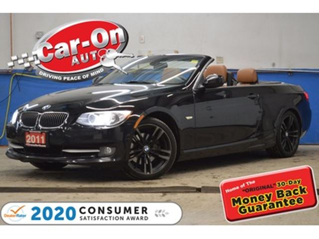 2011 BMW 3 Series 328 i HARDTOP Convertible NAV HTD SEAT AND STEERING LOAD in Ottawa, Ontario