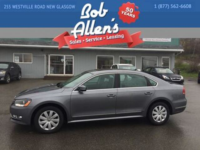 2013 VOLKSWAGEN Passat Comfortline in New Glasgow, Nova Scotia