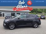 2018 Hyundai Santa Fe Luxury in New Glasgow, Nova Scotia